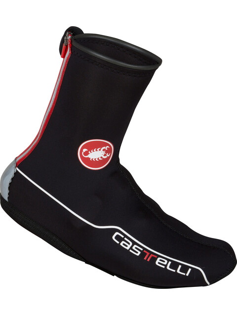 Castelli Diluvio 2 All-Road - Cubrezapatillas - negro
